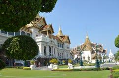 Wat prakaew. Wat Phra Kaew in Bangkok - Temple of Emerald Buddha,thailand Royalty Free Stock Photo