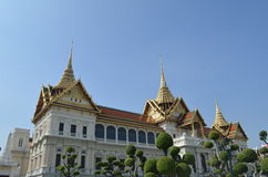 Wat prakaew. Wat Phra Kaew in Bangkok - Temple of Emerald Buddha,thailand Stock Image