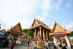 Wat prakaew Stock Image