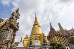 Wat Prakeaw 库存图片