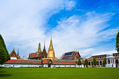 Wat Prakeaw in Bongkok Royalty Free Stock Photography