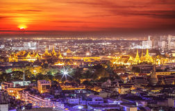Wat Prakeaw Fotografia Stock