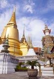 Wat prakeaw ,grand palace bangkok thailand Stock Image