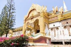 Wat Pramahaa Jedi Chimongkon Royalty Free Stock Images