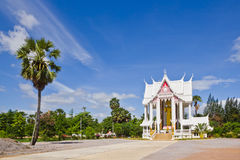 Wat Pranburi Tempel Stockfoto