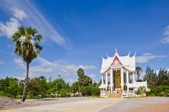 Wat Pranburi temple Stock Photo