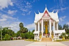 Wat Pranburi temple Royalty Free Stock Photo
