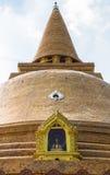 Wat Prapathomchedi Fotografia Stock
