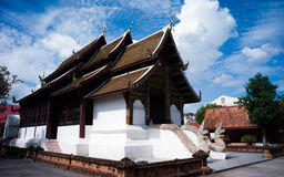 Wat Prasart Royalty Free Stock Photo