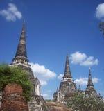 Wat Prasrisanpech Stockfotografie