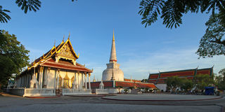 Wat pratad. Wat pramahatad southern of thailand Stock Photo