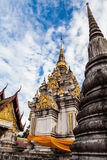 Wat pratat chaiya, Surat-thani Royalty Free Stock Photos