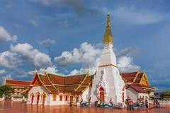 Wat Pratat Choeng Chum, Thailand Royalty Free Stock Photos