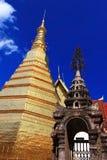 Wat Pratat Chorhair Tailandia fotografia stock libera da diritti