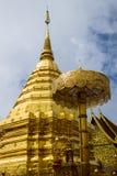 Wat-pratat doi suthep stockfotos