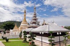 Wat Prathad Doi Gong Moo , Thailand. Stock Image