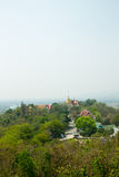 Wat Prathad Doi Saket Zdjęcie Stock
