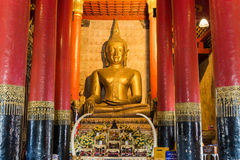 Wat Prathat Changkam Stock Photography