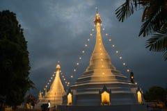 Wat Prathat Doi Kong Mu royalty free stock images