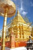 Wat Prathat Doi Suthep Photos libres de droits