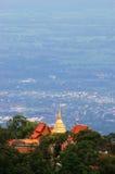 Wat Prathat Doi Suthep fotografie stock