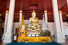 Wat Prathat Khao Noi 图库摄影
