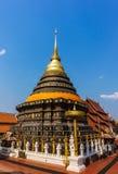 Wat Prathat Lampang Luang Stockbilder