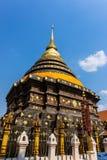 Wat Prathat Lampang Luang fotografia stock libera da diritti