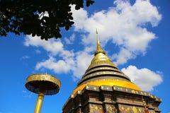 Wat Prathat Lampang Luang Стоковая Фотография RF