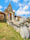 Wat Prathat Lampang Luang Temple, Lampang, Thailand Royalty Free Stock Photos