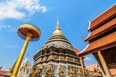 Wat Prathat Lampang Luang Temple, Lampang, Thailand Royalty Free Stock Photography