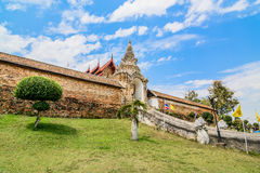 Wat Prathat Lampang Luang Temple, Lampang, Thailand Royalty Free Stock Photo