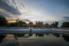 Wat Prathat Lampangluang Photo libre de droits