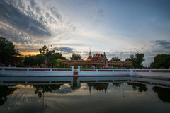 Wat Prathat Lampangluang Royalty Free Stock Photo