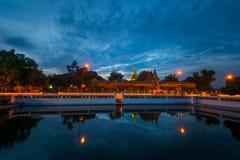 Wat Prathat Lampangluang Stock Photography
