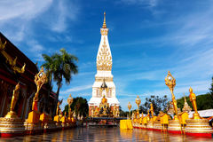 Wat Prathat Panom Fotografia Royalty Free