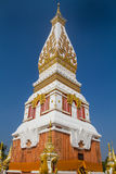 Wat Prathat Panom, Nakornpanom province, northeastern of Thailand Stock Photo