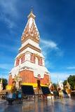 Wat Prathat Panom, Nakornpanom-Provinz Lizenzfreies Stockfoto