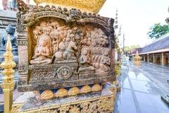 Wat Prathatsuthone Phare Таиланд Стоковые Изображения