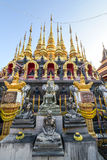 Wat Prathatsuthone, Phare 免版税库存照片