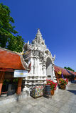 Wat Prathatsuthone Phare Thaïlande Images stock