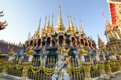 Wat Prathatsuthone Phare Thailand Royalty-vrije Stock Afbeeldingen