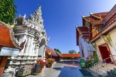 Wat Prathatsuthone Phare Thailand Arkivbilder