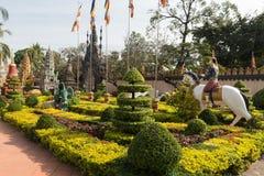 Wat Preah Ang, Siem Reap, Camboya Imagenes de archivo
