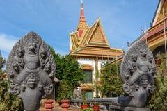 Wat Preah Ang, Siem Reap, Kambodscha Stockbilder
