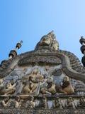 Wat Preah Prom Rath stock images