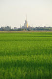 Wat Prong Arkard. Chachoengsao Province royalty free stock images