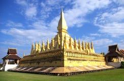 Wat przy Loas Ten Luang Fotografia Royalty Free