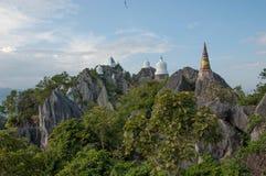 Wat Pu Pha Dange 免版税库存照片
