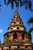 Wat Puak Hong, Chiang Mai, Thaïlande Images libres de droits